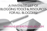 +140 Blogging Tools and Resources For All Bloggers