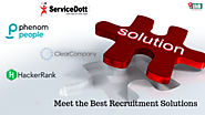 When the Best Recruitment Solutions Are Your Customers!