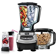Ninja Supra Kitchen Blender System with Food Processor - Walmart.com