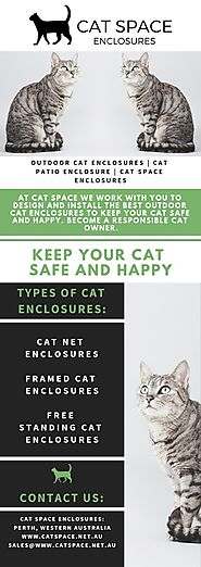 Cat Enclosure Kits