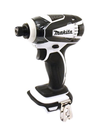 Makita LXDT04 White 18V Lithium Ion Impact Driver - Bare Tool Only