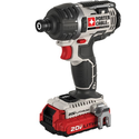 Porter - Cable 20V Max 1/4 Lithium Ion Impact Driver