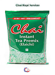 Instant Elaichi Tea Premix Manufacturer In India | ChaiKaipi Services