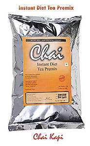 Instant Diet Tea Premix For Weight Loss | Chaikapi Services