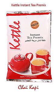 Kettle Instant Tea Premix Powder | Sachets | Chaikapi Services