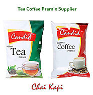 Tea | Coffee Premix | Manufacturer and Supplier | ChaiKapi Services