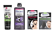 Bioré Charcoal Products