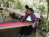 Tech Empowerment with a Women's Weaving Collective