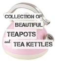 Pink Teapots and Tea Kettles