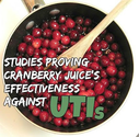 Studies Proving Cranberry Juice's Effectiveness Against UTI | Cranberry Juice for UTI