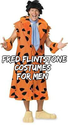 Fred Flintstone Costumes for Men and Boys
