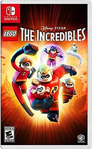 Disney Pixar LEGO Incredibles