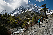 Annapurna Base Camp Trek | Annapurna trek | Trekking Team Group