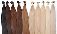 Pre-Bonded Hair Extensions | Richmond Pre- Bonded Extensions |