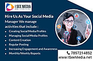 What are the responsibilities of a Social Media Manager?