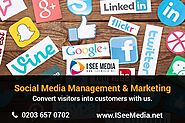 Top Social Media Management Agency in London
