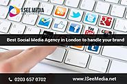 How to Choose the Best Social Media Agency in London