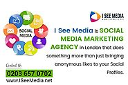 Here is the Best Social Media Marketing Agency in London