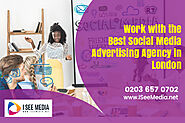 Hire the best Social Media Advertising Agency in London