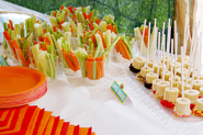 2nd Birthday Party Food Ideas