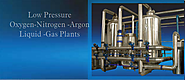 Use Industrial Oxygen Gas Plant for Producing High Purity Oxygen