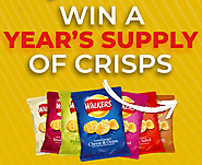 Win a Year's Suppler of Crisps - UK – WhyPayFull
