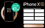 Get iPhone XS in just €1.00 - France users only! – WhyPayFull