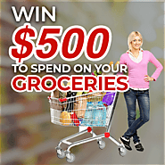 Win a $500 Grocery shopping voucher - AU – WhyPayFull