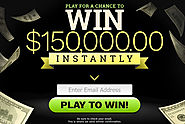 $300,000 Instant Play Sweepstakes