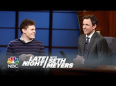 Explain in the Ukraine - Late Night with Seth Meyers