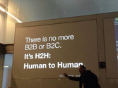 #H2H: It's Time to Think Like a Human Marketer