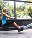 Calorie-Blasting Rowing Machine Workout