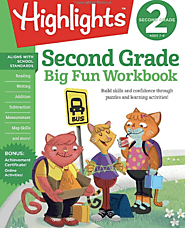 Highlights Elementary Workbooks