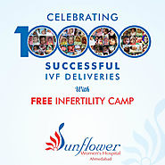 Free Infertility Camp at Sunflower Hospital Ahmedabad