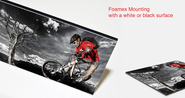 Foamex Mounting | Photographic Mounting on Foamex - CMYKimaging.com