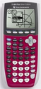 Texas Instruments TI84LUSSEPINK Graphing Calculator
