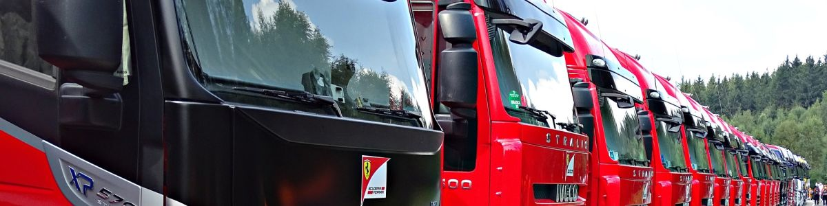 Headline for Red Trucks – Hire a truck and driver for all your transport needs!