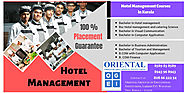 Hotel Management Courses in Kerala