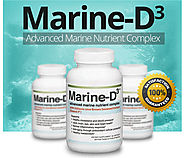 Marine-D3 blood sugar stabilizer - Save up to 41%