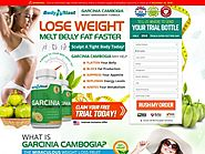 Garcinia Body Blast - Get your Trial Bottle