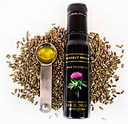 Perfect Press Milk Thistle Oil Discount
