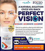 Vision RX - Claim Free Bottle Today!