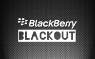 BlackBerry Blackout in Motion