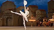 Don Quixote in full from The Royal Ballet - 12 Days of Christmas