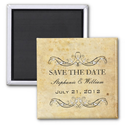 Vintage Victorian Save The Date