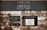 Timeline Civil War App