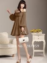 CHIFFON halter Empire Waist Dress-in Dresses from Apparel & Accessories on Aliexpress.com
