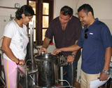 Acres Wild Organic Cheesemaking Farm Farmstay Homestay Guesthouse, Coonoor, India - Mansoor Khan