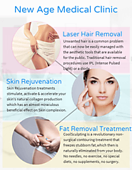 BestTratments For Hair Removal and Laser Fat Removal