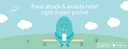 Rootd App - Panic Attack & Anxiety Relief Right in Your Pocket
